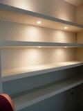 cabinet lights